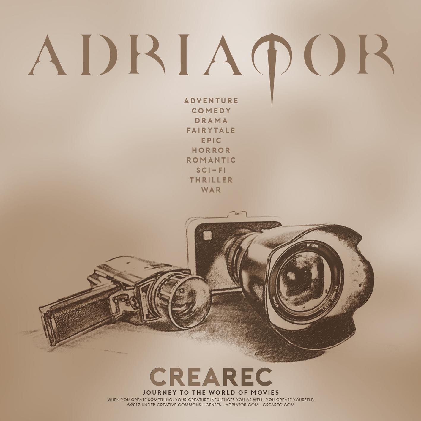 CreaRec - Adriator